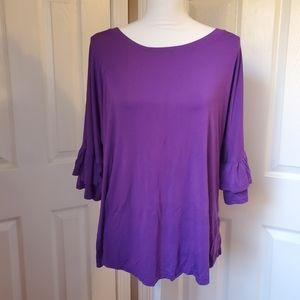 Purple Boutique top💜